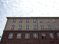 Altbau Hauptfassade
