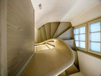 Treppenauge Osttreppe