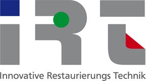 "Logo- ""Innovative Restaurierungs technik"""